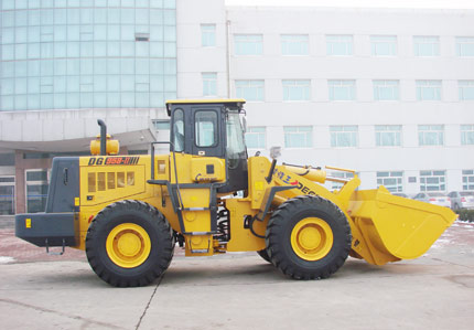 DG958 Wheel Loader
