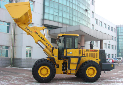 Long reach loader